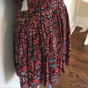 Free People Dresses - NWT FREE PEOPLE ONE Mid length Dress, red,